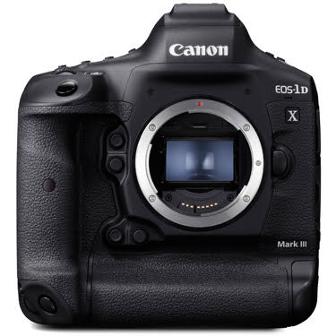 A review about Canon EOS-1D X Mark III