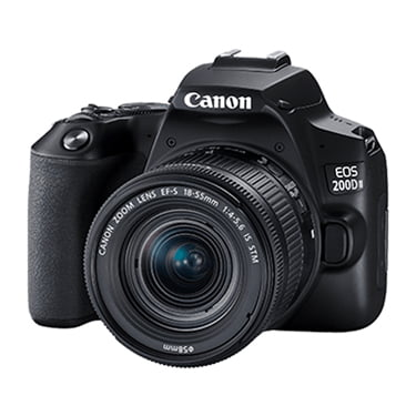 A review about Canon EOS 200D