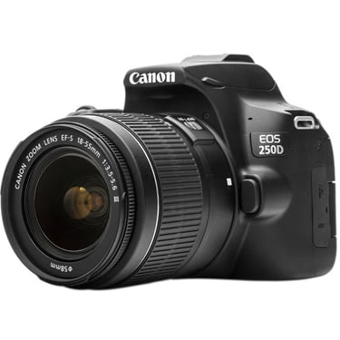 A review about Canon EOS 250D