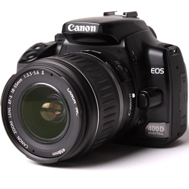 A review about Canon EOS 400D