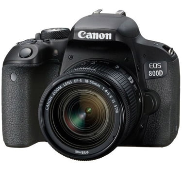 A review about Canon EOS 800D