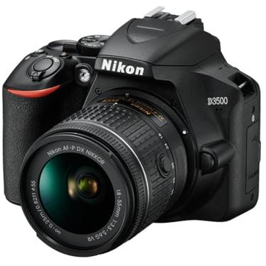 A review about Nikon D3500