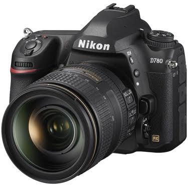 A review about Nikon D780 DSLR